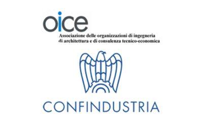 OICE – Organizzazioni italiane di Ingegneria, Architettura e Consulenza tecnico-economica