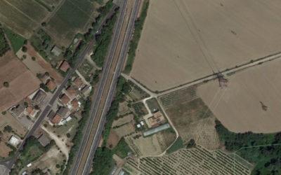 Rilievi topografici occorrenti per la progettazione definitiva del raddoppio della linea Pescara-Chieti